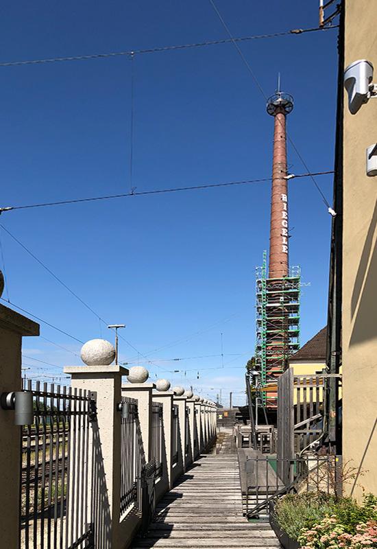 OSTERLEHNER ARCHITEKTEN GmbH | Referenzen Gewerbe Neubau